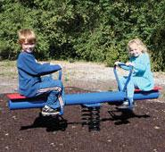 Teeter Spring Rider See Saw