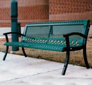 Villa Casino Bench
