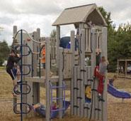 Eco-Friendly Commercial Play Systems