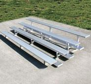 Univesal Low Rise Bleachers