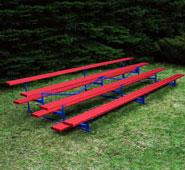 JayPro Powder Coated Bleachers